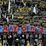 For the love of football and humanity #PrayForMH370 http://t.co/gUA2WGmmlb