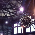 RT @EasternMarket: Its a balmy 36 degrees in #Detroit! Come see our brand new @Shinola clock and embrace the springtime joy! http://t.co/ajLdFwh8jD