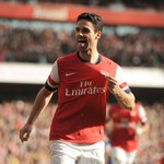 """@ESPNFC: PHOTO (via PA): Mikel Arteta wheels away after scoring his retaken penalty. http://t.co/fVvgu4Etrn"" THERES NOBODY BETTER"