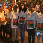 RT @NidhiKamdarBJP: We the Women in support of @narendramodi at #ChaiPeCharcha in #Nagpur on #WomensDay2014 ! @India272 @IndianCAG http://t.co/ZFo91J1pMK