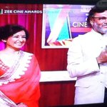 """@twins_sb: @divyadutta25  Gorgeous lady on red carpet For Zee Cine Awards.... http://t.co/JaZ6UjmvHk""Thankuu"