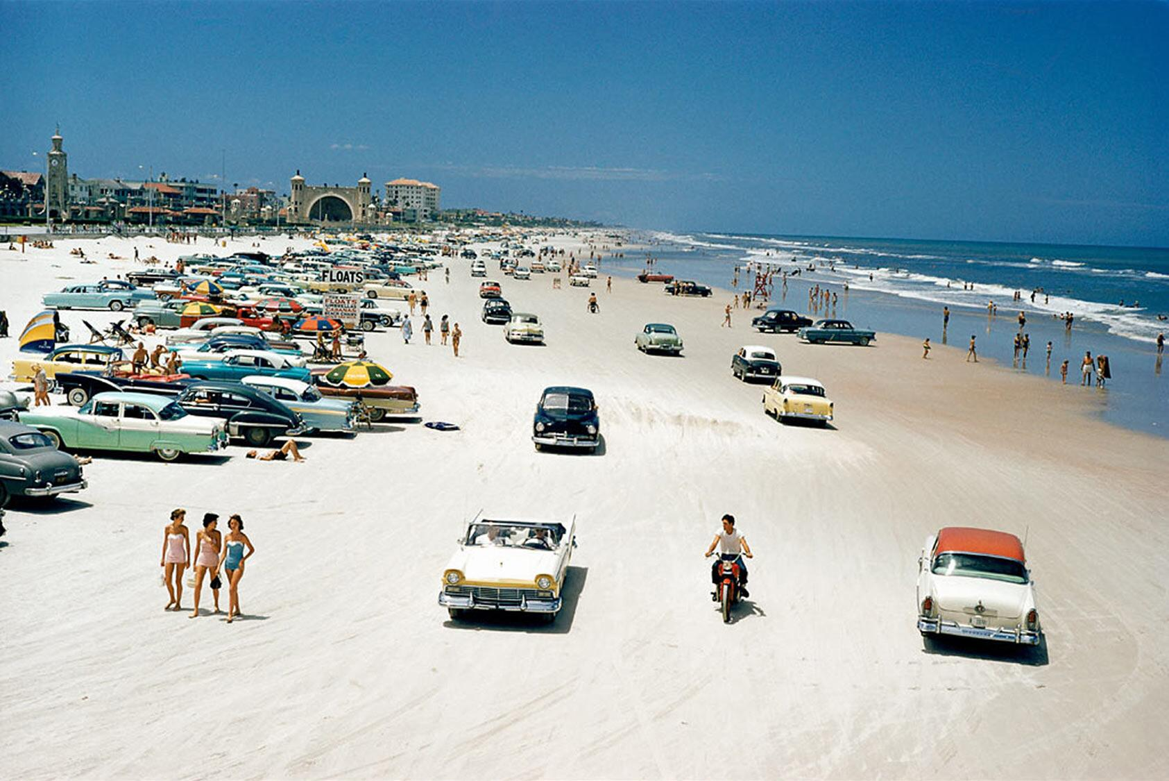Daytona Beach, 1957 http://t.co/ZpR80BhQNQ