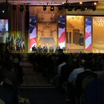 Heres the same minority outreach panel that liberals say no one attended near the end. Its almost full. #CPAC2014 http://t.co/WdtBWgrKab