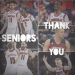 Senior Night. Thank You. #L1C4 #WearRED #WearREDday http://t.co/U2gGiZeuzi