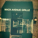 "You havent dined in #Detroit Eastside suburbs if you havent hit the ""Macky Diner"" #Mack Ave Grille @grossepointey. http://t.co/63LXywwUZk"