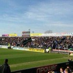 RT @johnellison: Full marks to this lot today @awaydays_: Sheffield Wednesday fans at Yeovil today. #SWFC http://t.co/1o2xtDCn8B""