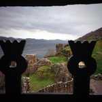 RT @jacobitecruises: Great shot of Urquhart Castle, #lochness by @colinmccredie > Scotland @jacobitecruises http://t.co/wlue1Epyl4