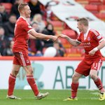 RedWeb Matchday Centre | Aberdeen 1 Dumbarton 0 | Dons through to Scottish Cup Semi-Final | http://t.co/EbjdBdYmaF http://t.co/PBMmU7FNcl