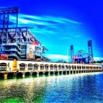 Its a beautiful day to be a #SFGiants fan. Love our Park. Blue skies today! Photo by @BeeBeeBeBeeBoo_25 http://t.co/kutOTQsaQ1