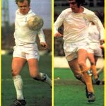 Two more Leeds United players wearing those funny sock number tag things. Goal magazine, 1972. #LUFC http://t.co/z7Q1LzRb46