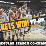 RT @FishFeer: ROCKETS WIN and are crowned MAC Champs! #GoRockets http://t.co/hF4oYNsvwT