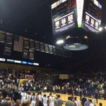 """@chryspeterson: Rockets win 77-66!! #gorockets http://t.co/DIUduCP3kc"" Unfortunately, Lady Rockets lost 69-55 to Ball State. "
