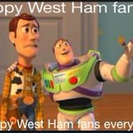 RT @WestHam_Central: Fulham lose, West Brom lose, Palace lose, Norwich and Stoke draw... http://t.co/xnVLlTmTDl