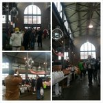"RT @EasternMarket: ""Im headed to Eastern Market. Meet me near the @Shinola clock in Shed 3."" http://t.co/lKmslAOvhs"