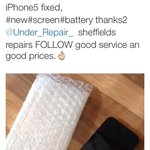 Another happy customer @jakeyBoyy1987 #iphone #iphoneproblems #Sheffieldissuper #SheffieldBizHour #sheffield http://t.co/r00jSi4iB2