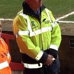 So apparently this is a steward who is allowed to punch paying supporters @SUFCOfficial @ntfc http://t.co/32jlzOEyOy