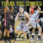Today, well honor Seniors Ivory James, K.C. Elkins, & JaMonica Orton of @WrightStateWBB. Thank you, ladies! #HLWBB http://t.co/4CM8qLhntd