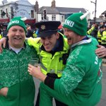 RT @BBCMarkSimpson: Fashion crime: two men arrested after Irish rugby victory over Italy for wearing an Ireland onesie ... http://t.co/36Cjah8UeH