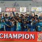 Congratulations team Sri Lanka, a well deserving win. http://t.co/ixoyLV91Ym