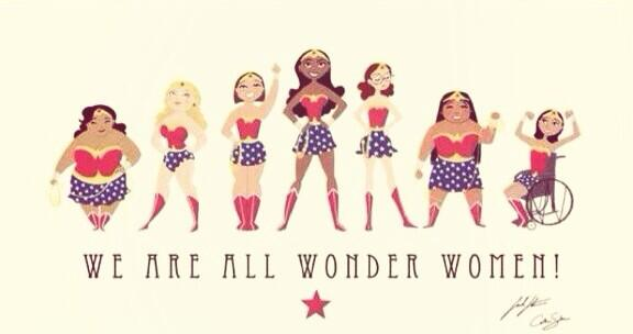 We are all wonder women !!!! http://t.co/NcfcMGpuiq
