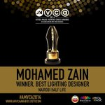 #AMVCA2014 Best Lighting Designer goes to: http://t.co/n2okYPKTaG