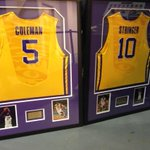 All ready to geaux. @LSUBasketball senior day. Coleman and Stringer soon to be honored. #LSU http://t.co/jupSaojxgQ