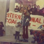 "Awesome ""@brooks_rosa: Happy International Womens Day! (Picture is my mother & me, Intl Womens Day, 1975....) http://t.co/ps2jg7rGJj"""