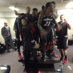 RT @Tommy_G: Celebration underway in the #Bearcats locker room. http://t.co/o23qgDHYBH