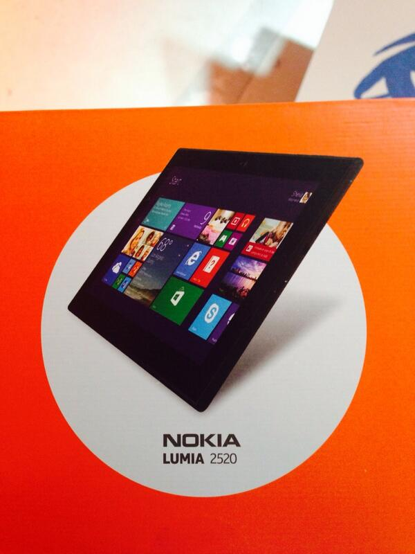 With huge thanks to @Windows for my new Nokia Lumia 2520 tablet. You saved my #SXSW #ReadyWhenYouAre http://t.co/vXrPO5bkud