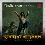 RT @SonyMusicSouth: #Kochadaiiyaan - Audio in stores and on itunes. We urge you to buy original music.