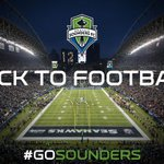 Whats Next? @SoundersFC brings football back to @CenturyLink_Fld. Championship Season! #ItAllStartsHere #GoSounders http://t.co/Famt02RkZX