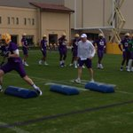RT @JacquesDoucet: Bradley Dale Peveto back in action with @LSUfball. @wafb http://t.co/UDuu91cqW5