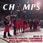 RT @SeanKilpatrick_: AAC CHAMPS!!!!! #hottestcollegeinamerica #bearcatnation #bearcats http://t.co/jVoptzq3aG