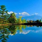 "RT @SereneNepal: ""In a mirror we find a reflection of our appearances, but in heart we find a reflection of our soul."" #Nepal Gmulmi! http://t.co/QANeGk7HVK"