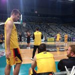 RT @craighutchy: Getting around @ChrisAnstey13 @MelbTigersHQ today, terrific crew of people and finals bound http://t.co/IgsGkm9SJ1