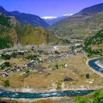 "RT @SereneNepal: ""The virtues are lost in self-interest as rivers are lost in the sea."" A river runs through Chainpur, Bajhang #Nepal http://t.co/W9T0Cl6zQy"