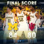 RT @umichbball: Cant Stop Our J-MOmentum. http://t.co/j2ScGBbjjz