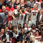 American Athletic Conference Champions! #L1C4 http://t.co/RN6CfWjybV