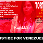 TORTURE - JUSTICE FOR VENEZUELA NOW! http://t.co/zQC3b2pM6a