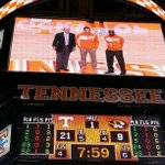 Jake Blankenship recognized as this years Ed Murphy Award recipient at todays @Vol_Hoops game vs Mizzou http://t.co/Mn53vC4SoC