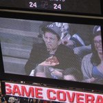 RT @ICdave: Comedian @ChrisKattan gets caught eating some Zaaa at todays #Jets game. Always have to be aware. @RumorsComedy http://t.co/y1Ltk2gfy6