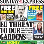 Most shared link: Твиттер / suttonnick: Sunday Express front page - ... https://t.co/KvddC8agG1, see more http://t.co/GzwBotAp6m