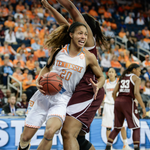 Redemption! @LadyVol_Hoops over the Aggies to go back to the SEC tournament Finals! http://t.co/d7sjkc8wCG