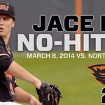 RT @Beavers_EQ: Congrats to @Jacefry & @Beaver_Baseball today! #DamProud of that No-Hitter! #GoBeavs http://t.co/20Z5sc5jUK