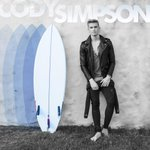 RT @CodySimpson: #SURFBOARD out in 10 DAYS. iTunes discounted pre-order starts Tuesday! A real step up for me musically. Really stoked http://t.co/fXtwoXSBtM