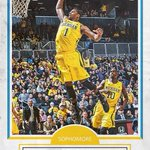 "RT @umichbball: At forward, a 66"" sophomore from St. John, Indiana, No. 1, @G_R_III http://t.co/EGj4coNFBk"