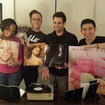 A++++++mazing LAMBILY !!!!!!!!!! #YoureMineEternal