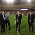 RT @dcunited: #DCU COO Tom Hunt, Owners Will Chang and Jason Levien and @ChrisPontius13 thank @mayorvincegray for all the support. http://t.co/5y2K8tW7R6