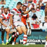 RT @NRL: FT in #NRLSgiWst: @NRL_Dragons 44 def @Wests_Tigers 24. Saint @garethwiddop star of the show with a stunning debut! http://t.co/Ds0VZLE5lo
