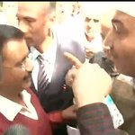 Delhi: Protest outside Arvind Kejriwals residence over LS ticket distribution http://t.co/yKuRZIdCbG